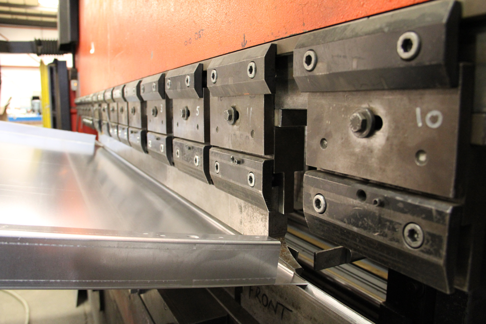 Sheet Metal Bending Services | Salamander Fabrications